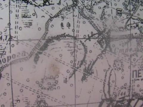 Карта. Боевые высоты